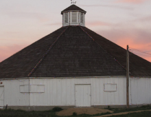 Octagon Barn – 1:1 MATCH DONATE NOW