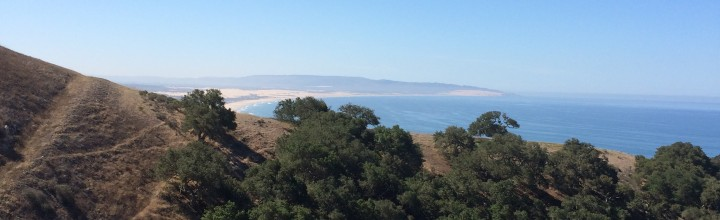 Pismo Preserve Trail Building Project Under Way