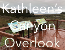 Kathleen's Canyon Overlook